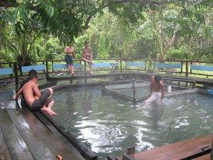 Kampung panchor, Borneo, Sarawak, nature, hot spring, kuching, village, Malaysia, bidayuh, native, land dayak, serian, health, spa, detox