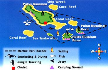 Borneo, camping, diving, fishing, island, labuan, labuan marine park, national park, snorkelling, trekking, wreck