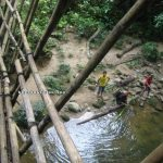 Borneo, Malaysia, Kalimantan, Indonesia, Sarawak, kuching, padawan, dayak, native, land, orang asli, indigenous, village, Nature, adventure, trekking, Jungle, primary, rainforest, mureh waterfall, transborder, kampung sapit, kampung gun, outdoor, mountain berapi, hanging bridge, bamboo