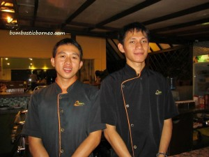 Vegetarian, Seafood, Outing, Balikpapan, Borneo, culture, dayak, east kalimantan, harbour, indonesia, kalimantan timur, Kota, kutai kartanegara, Pelabuhan Semayang, Samarinda, waterfront, restaurant, seaside,