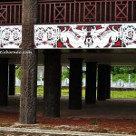 Taman Adat Sendawar, East Kalimantan, Indonesia, Dayak Benuaq, Borneo, outdoors, Tourism, authentic, ethnic, traditional, indigenous, native, Melak, Kutai Barat, West Kutai, Culture, Tonyooi, Tunjung, Aoheng, Melayu, Bahau, Kenyah, Lamin, Rumah Panjang, Barong Tongkok, tribe