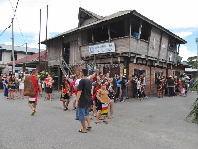 Kampung Jak Malaysia  city photos : event, Gawai Sawa, indigenous, Kuching, Kumang, land dayak, malaysia ...