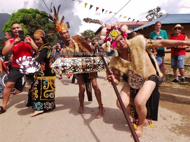 Kampung Jak Malaysia  City pictures : event, Gawai Sawa, indigenous, Kuching, Kumang, land dayak, malaysia ...