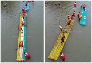 Adventure, Batang Sadong, Dayak Bidayuh, kayaking, Sungai Kayan river, Kuching, nature, outdoors, rakit, Tebakang, Tebedu, Tema Mawang, traditional, tubing, village, water sports