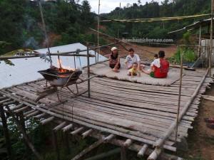 bamboo bridge, Bengoh Dam, Bungo Range, culture, Gawai Sawa, Dayak Kampung Ayun, Kuching, Malaysia, Mount Jogong, native, outdoor, paddy harvest festival, spiritual, traditional, trekking, tribal, tribe,