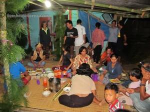 authentic kampung, bamboo bridge, Bengoh dam, Borneo, culture, indigenous dayak, Kuching, Mount Jogong, native, outdoor, Padawan, paddy harvest festival, ritual, thanksgiving, traditional, tribal, tribe,
