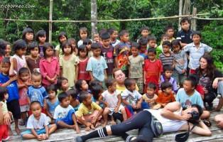 adventure, authentic, Bidayuh homestay, indigenous, West Kalimantan Barat, native dayak, Non Government Organization, pelayanan masyarakat, rural village, Sanggau, Sarawak, seva, traditional, tribal, tribe, volunteer, Crossborder,