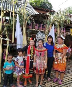 authentic homestay, Dusun Mangkau, indigenous, indonesia, Kampung Sadir, land dayak, malaysia, native, outdoor, Padawan, paddy harvest, Sarawak Event, thanksgiving, tribal, village, Kuching, waterfalls,