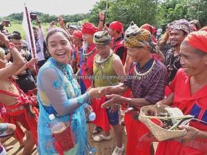 Bengkayang, Borneo culture, Cultural tourism, Dusun Bidayuh, ijuk tuak, indigenous native, Kampung Gumbang, Nibakng, Gawai harvest festival, ritual event, Sarawak, spiritual healing, thanksgiving, traditional, tribal, tribe, Wisata Budaya,