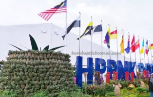 agricultural engineering, Agriculture, Agro-based Industry, Agrotechnology, Borneo, convention, event, exhibition, fisheries, Hari Peladang, HPPNK, Innovation, Invention, Kota Samarahan, Modernisation, Nelayan, Penternak, seminars,