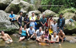 adventure, air terjun, authentic, crossborder, dayak bidayuh, Dusun Gun Tembawang, indigenous, native, orang asal, traditional, transborder, tribal, tribe, village, Trekking, nature,