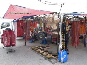 Borneo, Mardiah Resort, Pasar Utama, Tourism, tourist guide, town, night market, wet market, Malaysia,