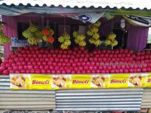 Balikpapan, Borneo, Buah Naga, east kalimantan, Exotic Fruits, kalimantan timur, Kaltim, Obyek wisata, Samarinda, Sepinggan International Airport, 火龙果