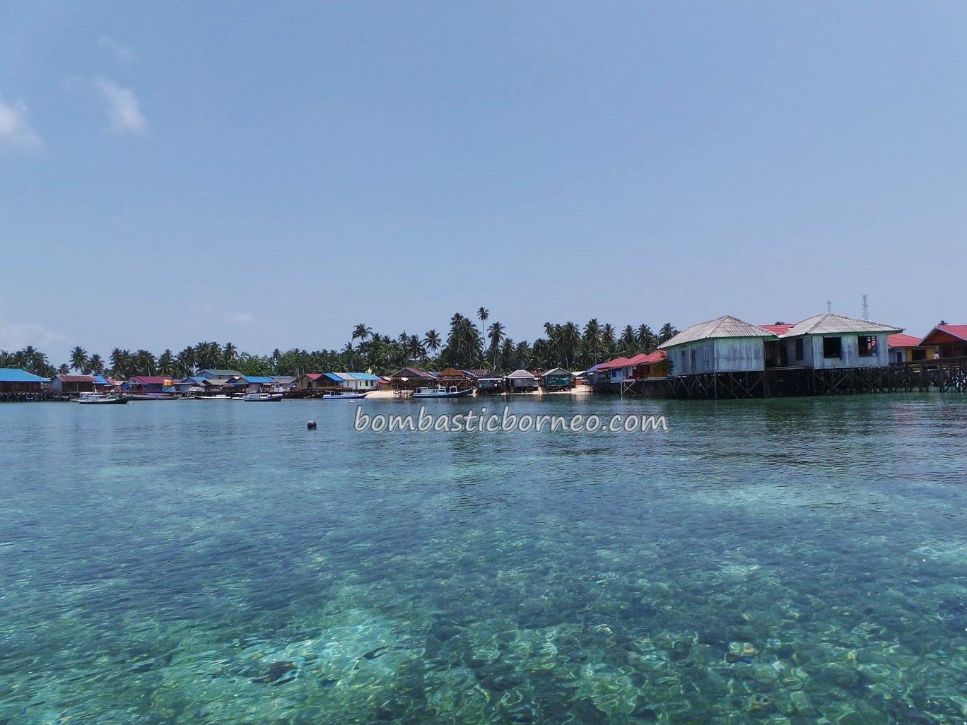 Pulau derawan diving