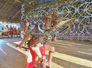authentic, Desa Setulang, indigenous, Lamin Adat Adjang Lidem, Selatan Hilir, native, Obyek wisata budaya, orang asli, Suku Dayak Kenyah, Tourism, tourist attraction, traditional, travel guide, tribal, tribe, village, longhouse,