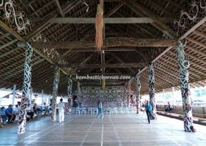 Kenyah, authentic, Indonesia, Desa Setulang, indigenous, Kalimantan Utara, longhouse, Malinau Selatan Hilir, native, Obyek wisata, rumah panjang, Tourism, tourist attraction, travel guide, tribal, tribe, village, budaya,