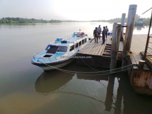 adventure, Borneo, North Kalimantan, Kota Tarakan, Malinau Express, Information, Obyek wisata, outdoors, Pelabuhan Spead, Sungai Sesayap River, Tourism, tourist attraction, Travel guide, Terminal,