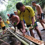 adventure, outdoor, nature, air terjun, authentic, Tanju waterfall, Borneo Heights, bidayuh, native, Kampung Kiding, village, Sarawak, Malaysia, tourism, traditional, tribal, tribe,