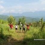 adventure, Tanju waterfall, authentic, bamboo bridge, dayak bidayuh, native, homestay, rainforest, Kampung Kiding, village, Kuching, malaysia, Padawan, tour guide, tourist attraction, tribal, tribe,