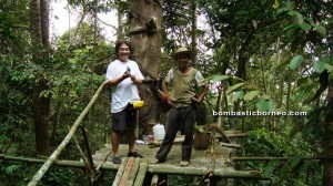 authentic, Borneo Highlands, bidayuh, native, exotic delicacy, homestay, ijok, jungle trekking, rainforest, Kampung Kiding, Kuching, malaysia, padawan, nature, Tourism, traditional, village