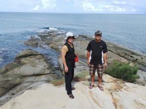 outdoor, globe, family holiday, Beach, South China Sea, Sulu Sea, pantai, Tanjung Simpang Mengayau, Tourism, Backpackers, destination, tourist attraction, Useful information, adventure, Kudat, 古达, 沙巴