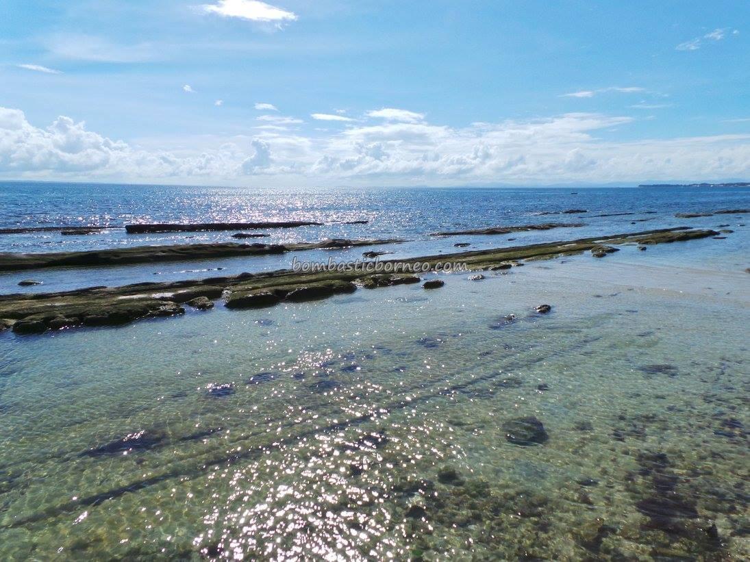 Northernmost Tip Of Borneo Tanjung Simpang Mengayau Kudat