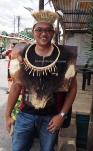 authentic, indigenous, Dayak Bidayuh, travel guide, tribe, culture, Kampung Taee, village, Kuching, Serian, Borneo, Malaysia, Tourism, tourist attraction, traditional, 沙捞越丰收节日, native,