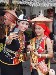 authentic, kumang, native, tribal, destination, event, Kampung Taee, village, Serian, Malaysia, Gawai harvest festival, thanksgiving, Tourism, tourist attraction, traditional, travel guide, 沙捞越丰收节日