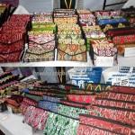 Indigenous, ethnic, handicrafts, Kraftangan, dayak iban, event, Kuching Waterfront, Malaysia, Borneo, weaving, souvenir, Tourism, traditional, tribe, 沙捞越, 原著民手工艺品, 马来西亚