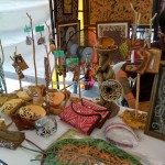 Indigenous, aboriginal, native, crafts exhibitions, handicrafts, event, Kuching Waterfront, Borneo, Tourism, tourist attraction, traditional, travel guide, tribal, tribe, 婆罗洲, 沙捞越, 土著手工艺品,