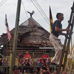 authentic, traditional, Native, tribal, crossborder, Borneo, Bau, Kuching, Malaysia, baruk, culture, Nyobeng event, Kampung Gumbang, thanksgiving, Tourism, travel guide, 沙捞越,