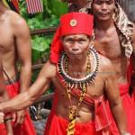 traditional, Dayak Bidayuh, Native, ethnic, tribal, transborder, Borneo, Bau, Kuching, Malaysia, Nyobeng event, Gawai Padi, Paddy harvest festival, Kampung, tourist attraction, travel guide, 沙捞越,