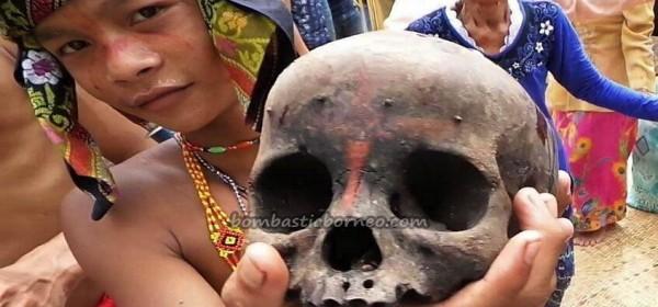 authentic, Indigenous, ritual ceremony, culture, wisata budaya, native, tribal village, Borneo, Indonesia, West Kalimantan, Nyobak'ng, cleansing, skull feeding, tengkorak, Tourism, traditional, transborder,