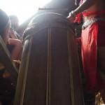 authentic, culture, budaya, dayak bidayuh, native, tribe, tribal, paddy harvest festival, Bengkayang, Borneo, Indonesia, Kalimantan Barat, Obyek wisata, Rumah Adat Baluk, skull house, traditional, tourism