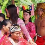 authentic, traditional, Dayak Bidayuh, Native, tribal, tribe, Borneo, Bau, Kuching, Malaysia, culture, Gawai padi, Paddy harvest festival, village, tourist attraction, travel guide, 沙捞越,