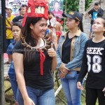 Backpackers, Indigenous, culture, budaya, dayak bidayuh, native, event, Nyobeng, harvest, village, Desa Hli Buei, Dusun Sebujit, Borneo, Indonesia, traditional, travel guide, tourism