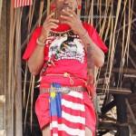 traditional, indigenous, Dayak Bidayuh, Native, ethnic, tribe, crossborder, Bau, Kuching, Malaysia, baruk, Nyobeng Gawai, Kampung Gumbang, village, Tourism, travel guide, 沙捞越,