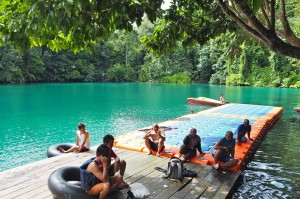 adventure, outdoor, nature phenomenon, alam, tasik, destination, Berau, Biduk-Biduk, East Kalimantan, Indonesia, Danau Dua Rasa, Obyek wisata, Tourism, tourist attraction, saltwater, Useful information, homestay,