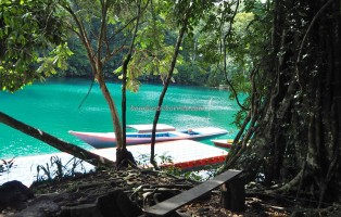 adventure, outdoor, nature phenomenon, alam, vacation, holiday, Berau, Biduk-Biduk, Kalimantan Timur, Travel guide, Danau Dua Rasa, Obyek wisata, Tourism, tourist attraction, freshwater, Useful information, backpackers,