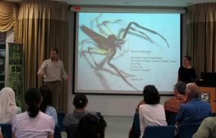 adventure, hiking, Kuching, Malaysia, nature, outdoors, public awareness talk, rainforest, Centre, trekking, 婆罗洲, 蜘蛛, 沙捞越, useful information,