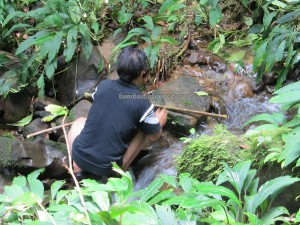 survival skills, adventure, outdoor, nature, trekking, rainforest, Sinutut waterfall, tribe, backpackers, Highlands, dayak bidayuh, Kampung Sadir, Village, Kuching, Malaysia, tourism, travel guide,