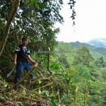 adventure, nature, hiking, trekking, rainforest, air terjun, Ban Buan Kukuot waterfall, Highlands, dayak bidayuh, native, Kampung Sadir, village, Kuching, Padawan, Tourism, 沙捞越瀑布