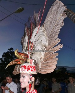Isen Mulang, authentic, cultural dance, Borneo, Kalteng, Palangka Raya, carnival, Festival Budaya, street parade, Obyek wisata, orang asal, native, tourist attraction, traditional, travel guide, tribe