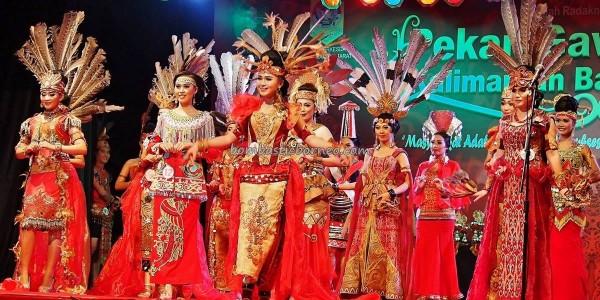 Bujang Dara, authentic, Adat budaya, event, Pekan Gawai Dayak, harvest festival, Ethnic, Pontianak, Borneo, Rumah Radakng, Tourism, obyek wisata, traditional, tribal, tribe, 婆罗洲原著民丰收节日