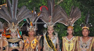 authentic, culture, 中加里曼丹, kalteng, Festival budaya, carnival, street parade, Obyek wisata, Ethnic, native, Suku Dayak, Tourism, traditional, travel guide, backpacker, tribe,
