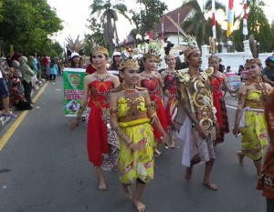 indigenous, culture, Borneo, Kalteng, Indonesia. Palangkaraya, carnival, pesta budaya, Obyek wisata, Suku Dayak, tourism, traditional, backpackers, travel guide, tribe, event,
