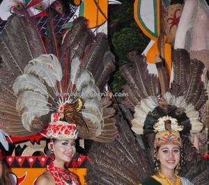 Isen Mulang, authentic, indigenous, 中加里曼丹, Kalteng, Indonesia. Palangka Raya, carnival, Festival Budaya, street parade, Obyek wisata, orang asal, Suku Dayak, travel guide, tribal, tribe