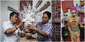 Bujang Dara, authentic, Indigenous, culture, event, Pekan Gawai Dayak, harvest festival, Ethnic, West Kalimantan, Tourism, tourist attraction, traditional, travel guide, tribal, tribe, 婆罗洲原著民丰收节日