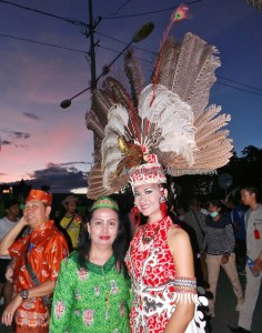 Isen Mulang, authentic, indigenous, culture, Borneo, Central Kalimantan, 中加里曼丹, festival event, street parade, native, tourism, tourist attraction, backpackers, travel guide, tribal, tribe