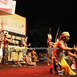 Lomba Tarian Pendalaman, Festival Budaya, Isen Mulang, Indigenous, Borneo, Kalimantan Tengah, Indonesia, Palangkaraya, cultural dance, native, Suku Dayak, Pariwisata, tourist attraction, tradisional, travel guide, tribe,